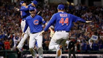 Base From Cubs' World Series Winner Sells At Auction