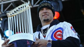 Chicago World Series Trophies to be Displayed Side-by-Side