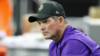 Vikings Head Coach to Miss Cowboys Game Thursday