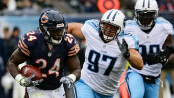 Jordan Howard Won't Play vs. Cardinals Saturday