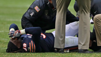 Danny Trevathan Adds Name to Bears' Lengthy Injury List