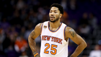 Derrick Rose Could Be Traded Again: Report