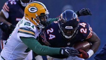 Bears Fail to Have Top Selling NFL Jersey in Illinois