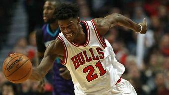Butler Has 52 to Help Bulls Top Walker, Hornets