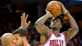 Butler's Big Fourth Leads Bulls to Win Over Cavs, 106-94