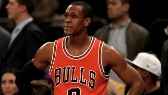 Rondo Fined by NBA for Tripping Crowder