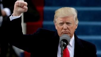Full Text: President Donald Trump's Inaugural Address