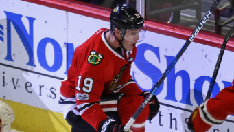 Three Stars: Toews, Anisimov Shine vs. Canucks