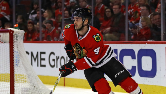 Niklas Hjalmarsson Will Miss Sunday's Game vs. Blues