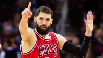 Mirotic Hospitalized After Practice Fight