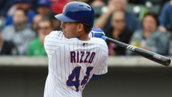Video: Rizzo Blasts Lead-Off Home Run