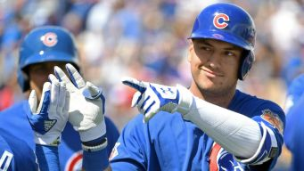 Video: Almora Robs Adams of Home Run in Cubs Win