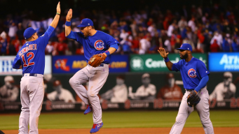 Arrieta, Cubs Rebound With 2-1 Win Over St. Louis Cardinals