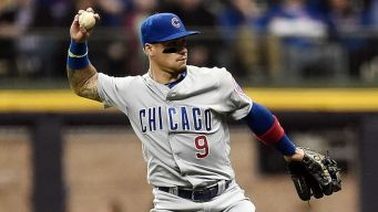 Maddon Discusses Baez Trade Rumors