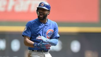 Heyward Expected to Return to Cubs' Lineup Saturday
