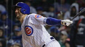 Kris Bryant Launches Home Run vs. Pirates
