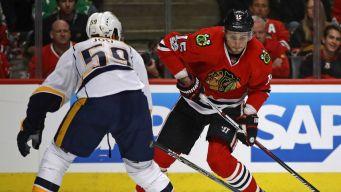 Chicago Blackhawks Trade Artem Anisimov to Ottawa