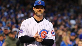 Epstein Confirms David Ross is a Candidate for Cubs' Job