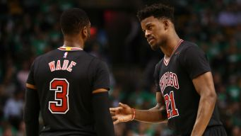 'Three Alphas' Held Meeting Before Bulls' Game 2 Win