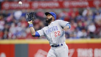 Rizzo, Cubs Rally to Beat Reds 6-5
