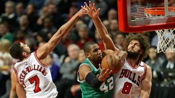 Bulls Look to Rebound vs. Celtics in Game 4