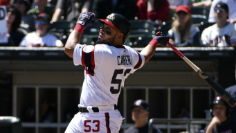 Cabrera, Holland Lead White Sox to 6-2 Win Over Indians