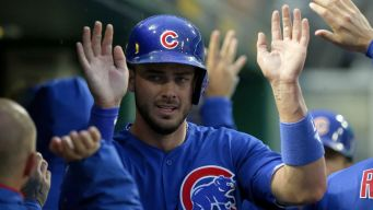 Cubs Thrash Pirates 14-3