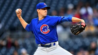 Cubs Make History With Narrow Victory Over Pirates