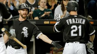 Frazier, Garcia Help Push White Sox to Win Over Royals