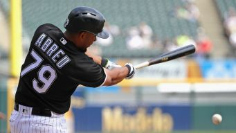 Abreu Joins Exclusive Club With RBI Groundout