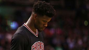 Butler's Trainer Has Harsh Words Following Bulls Trade