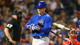 Cubs Place Rizzo on Disabled List