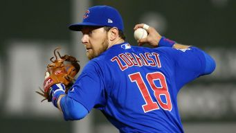 Ben Zobrist Set to Return to Cubs' Lineup