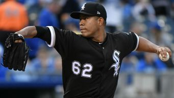 Date Set for Quintana's Cubs Debut