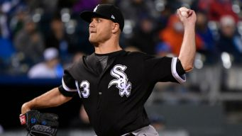 Chicago White Sox Trade Jennings for Rays' Casey Gillaspie