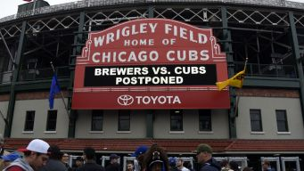 Brewers Miffed at Cubs Over Saturday Rainout