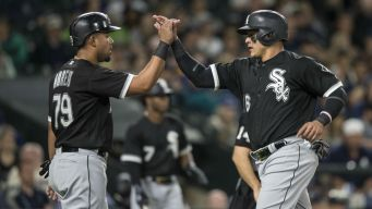 Garcia Hits Two Home Runs as White Sox Pound Mariners