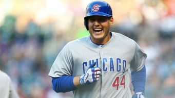 Rizzo Calls Himself 'Greatest Leadoff Hitter of All-Time'