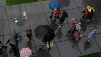 Showers, Storms Possible in Chicago Area This Week