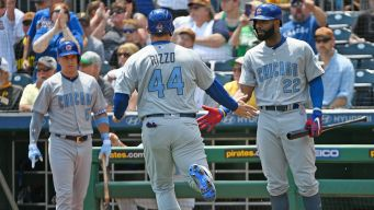 Rizzo Continues Surge as Cubs Romp to Win Over Pirates