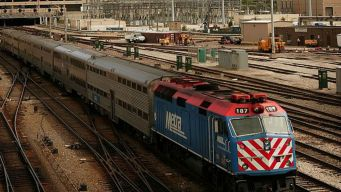 Kids With An Adult Can Ride Metra for Free All Summer