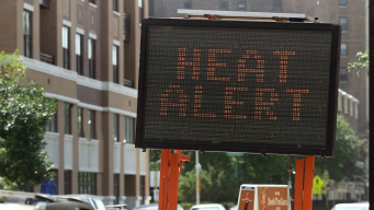 Excessive Heat Watch Extends to Nearly All of Chicago Area