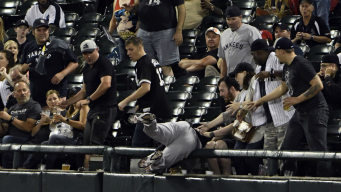 Ballplayer Sues Sox Over Injury at Guaranteed Rate Field