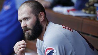 Arrieta, Happ Lead Cubs to Big Win Over Reds