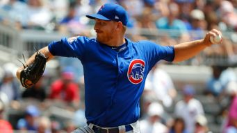 Cubs Activate Montgomery From Disabled List
