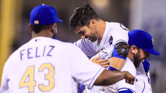 Royals Beat White Sox Thanks to Walk-Off Heroics