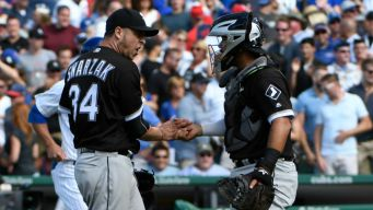 White Sox End 9-Game Slide With 3-1 Win Over Cubs