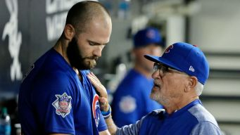 Maddon Reveals Update on Arrieta Negotiations