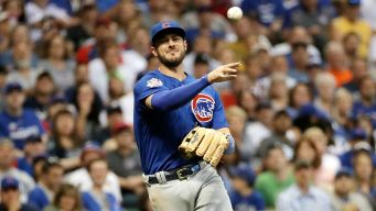 Cubs Look to Make Statement in Showdown With Brewers