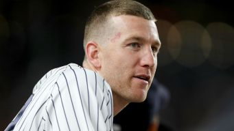 Frazier Foul Ball Strikes Young Fan at Yankee Stadium